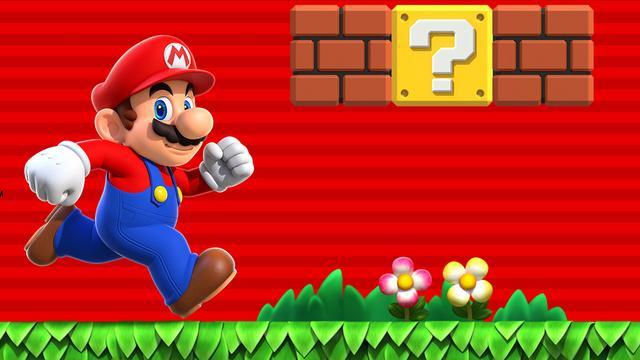 Super Mario Run minder winstgevend dan verwacht