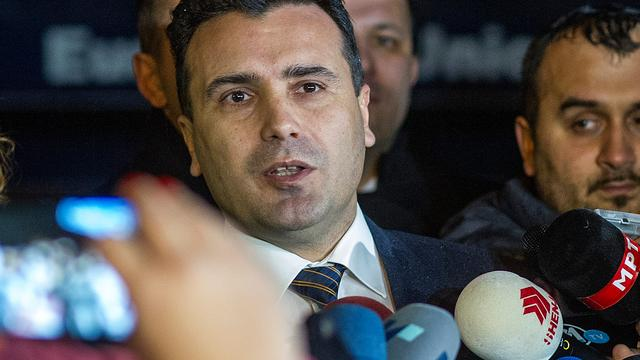 Oppositie eist aftreden president Macedonië na rel rond telefoontaps