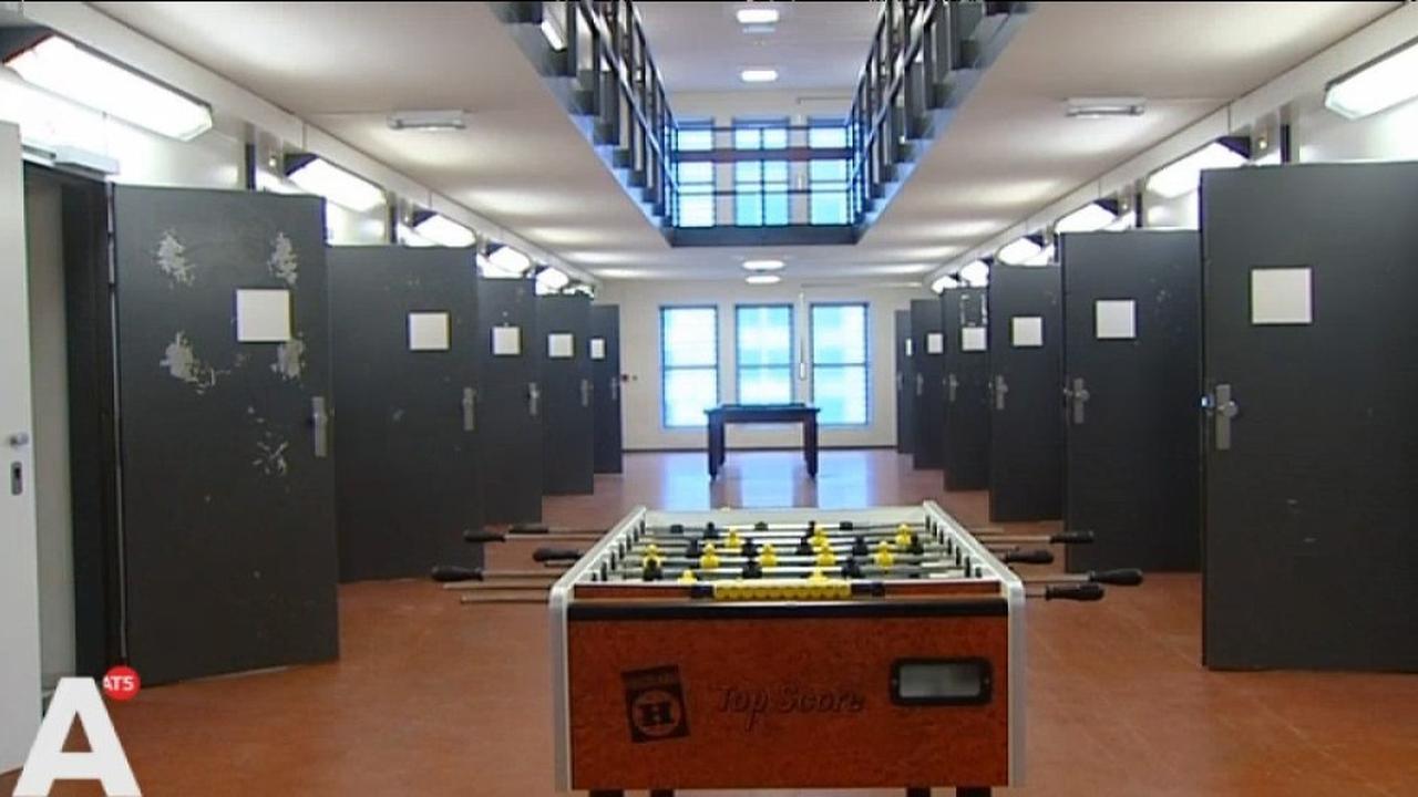 Laatste gedetineerden vertrokken, de Bijlmerbajes is niet meer