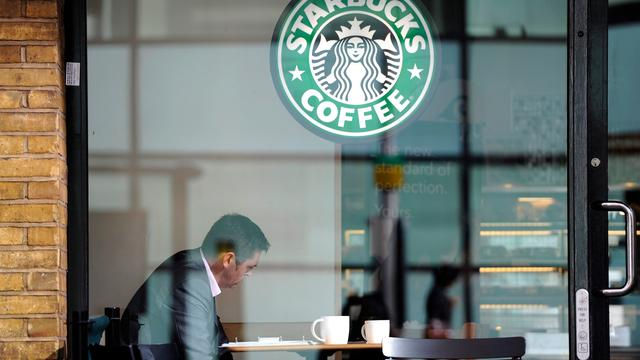 Starbucks groeit in China en VS