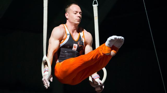 Van Gelder pakt bij rentree nationale titel ringen, Deurloo klopt Zonderland