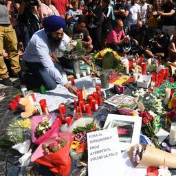 Bestuurder busje aanslag Barcelona mogelijk nog op de vlucht