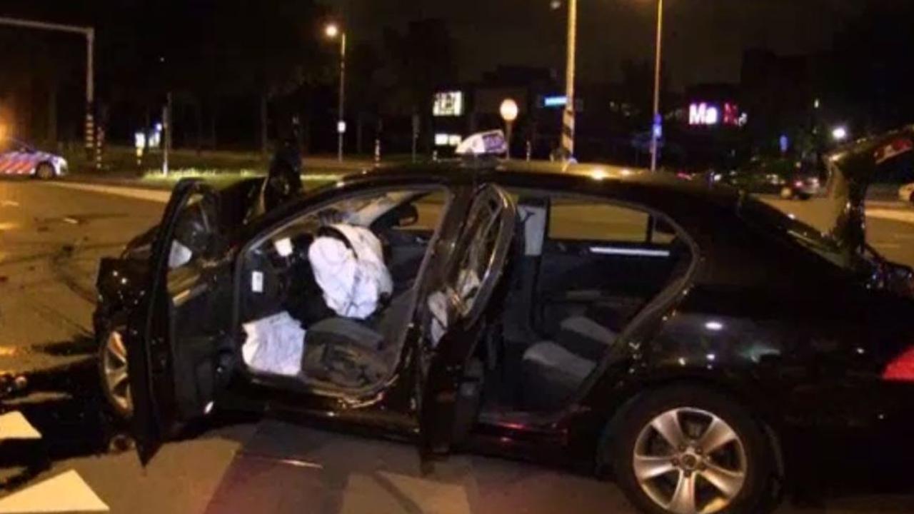 Zes gewonden bij aanrijding in Westpoort