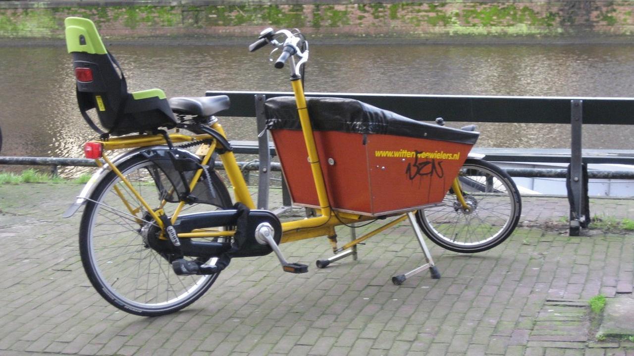Amsterdamse politie houdt rekening met aanslag met bakfiets