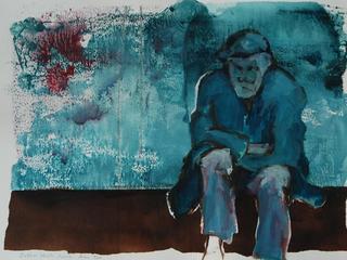 Projectgroep 'Dichter bij Bloem' heeft kunstenaars uitgedaagd om werk van J.C. Bloem te verbeelden