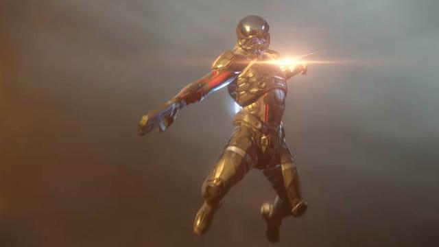 EA wil geen remasters van Mass Effect-serie maken
