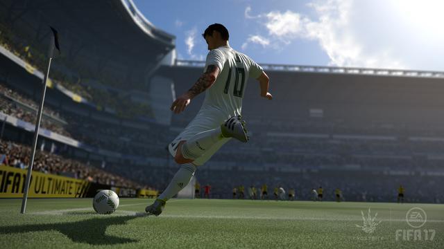 Review: FIFA 17 beleeft een opbouwjaar