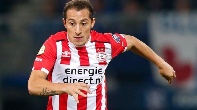 PSV zonder Guardado tegen Heracles Almelo