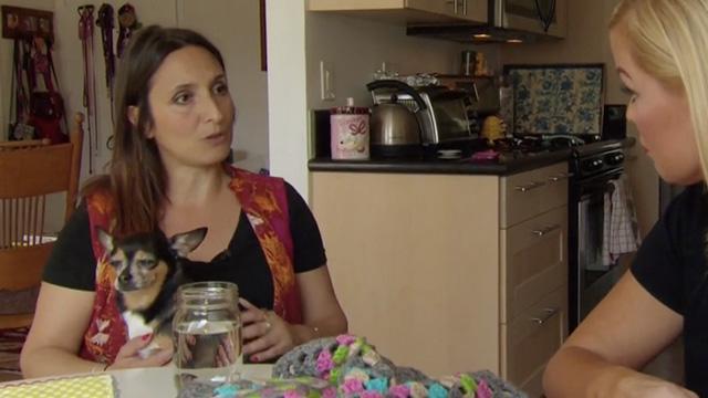 Ex-GTST'er Sabine Koning werkt nu in een hondentrimsalon
