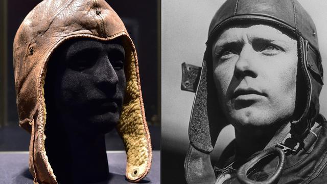 Kap van vliegtuigpionier Charles Lindbergh onder de hamer