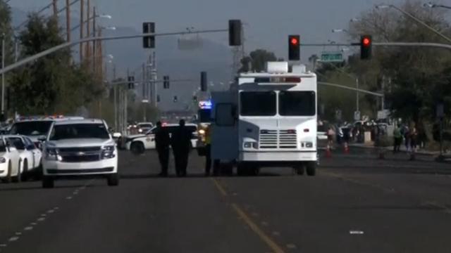 Twee meisjes dood gevonden bij school Phoenix