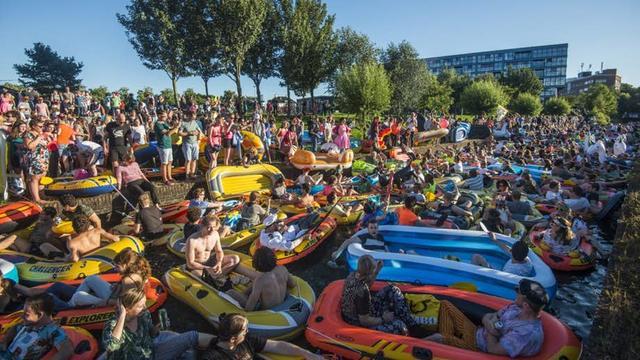 Dit jaar geen Rubberboot Missie wegens te veel animo