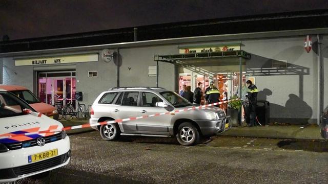 Politie onderzoekt schietpartij Tilburg