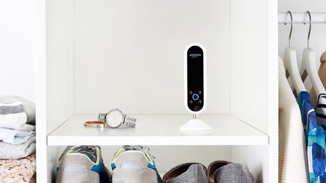 Amazon presenteert slimme camera die mode-advies geeft