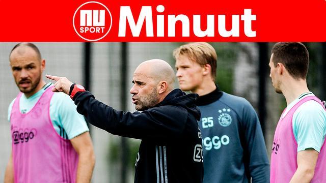 Vooruitblik: Ajax fit voor finale en Verstappen heeft vertrouwen