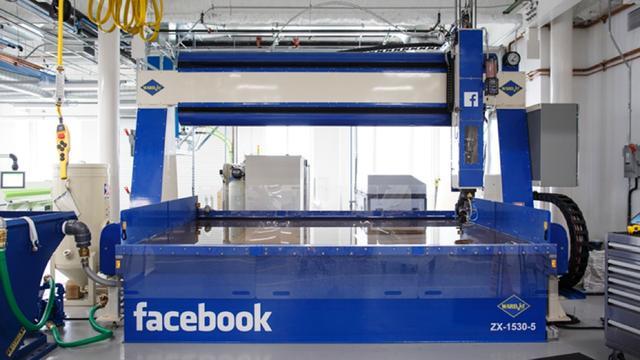 Facebook opent groot hardwarelab voor productontwikkeling