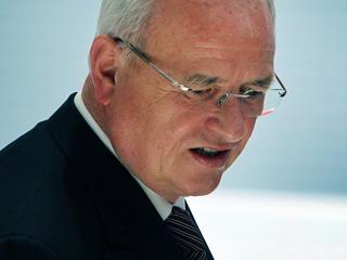 Martin Winterkorn zou al in juli 2015 ingelicht zijn