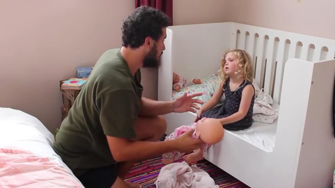 Elf manieren om je kind te vertellen waar baby's vandaan komen