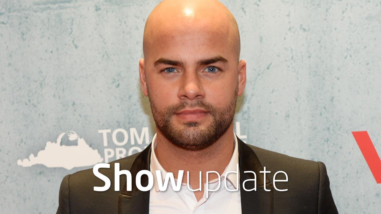 Show Update: Ingrijpende hersenoperatie voor Oscar Aerts
