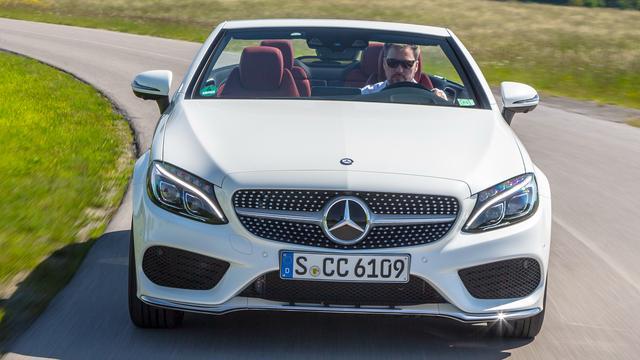 Prijzen Mercedes C-klasse Cabrio bekend