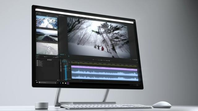 Microsoft onthult Surface-desktopcomputer