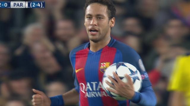 Barça op 2-0 door eigen doelpunt Kurzawa