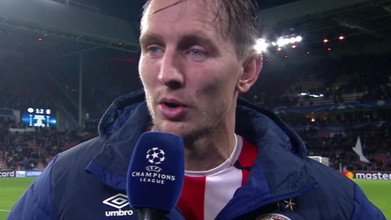 Luuk de Jong: Bayern was paar maatjes te groot