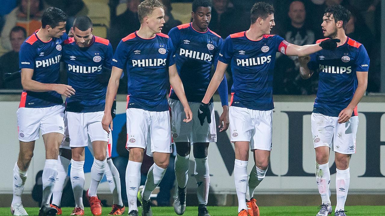 Bekijk de samenvatting van Go Ahead Eagles-Jong PSV
