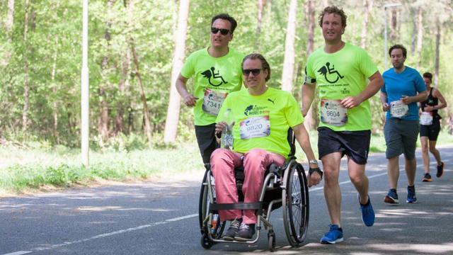 Bredanaar Boot in top 100 inspirerende Nederlanders met beperking
