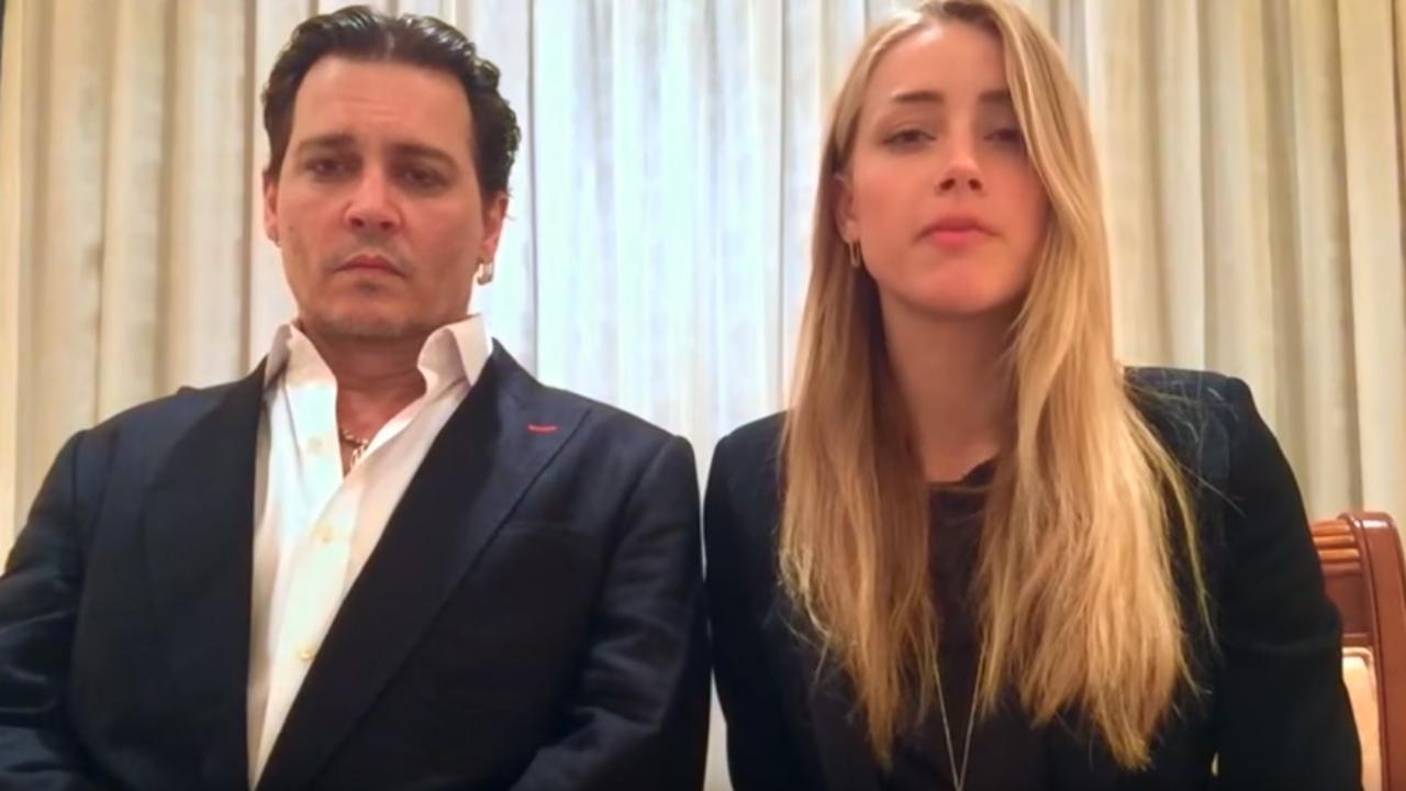 Johnny Depp en Amber Heard zeggen sorry tegen Australië