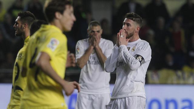Benitez kan slechte eerste helft tegen Villarreal niet verklaren