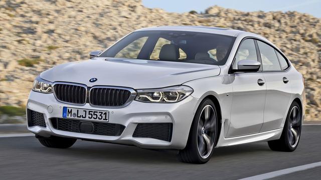 BMW introduceert 6-serie Gran Turismo