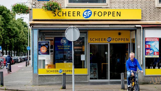 Elektronicaketen Scheer & Foppen failliet verklaard
