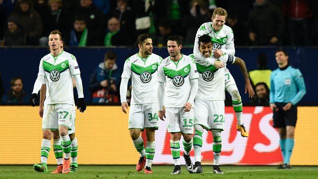 VfL Wolfsburg via AA Gent naar kwartfinales Champions League