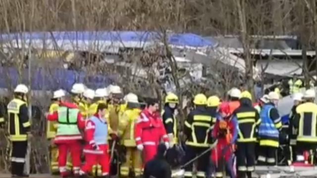 Acht doden en veel gewonden bij treinongeluk Beieren