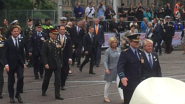 Veteranendag in Den Haag trekt bijna 100.000 bezoekers