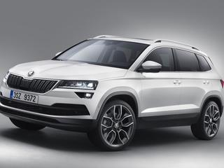 Skoda heeft een nieuwe SUV onthuld: de Karoq.
