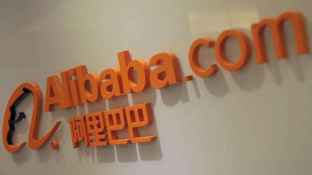 Forse omzetgroei voor Alibaba
