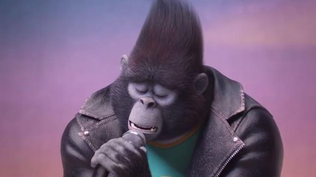 Nieuwe trailer van animatiefilm Sing