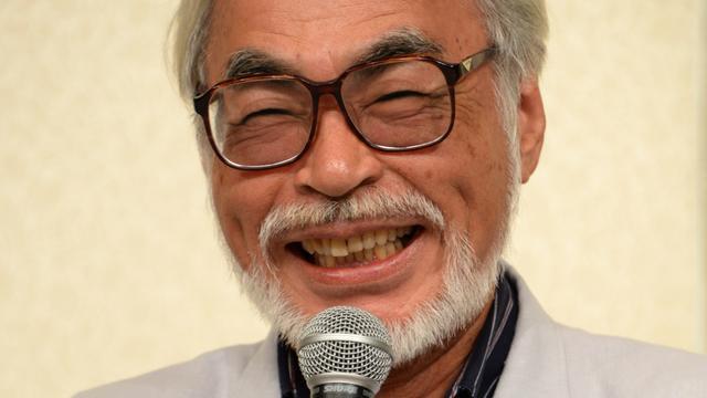 Anime-regisseur Hayao Miyazaki maakt toch nog film