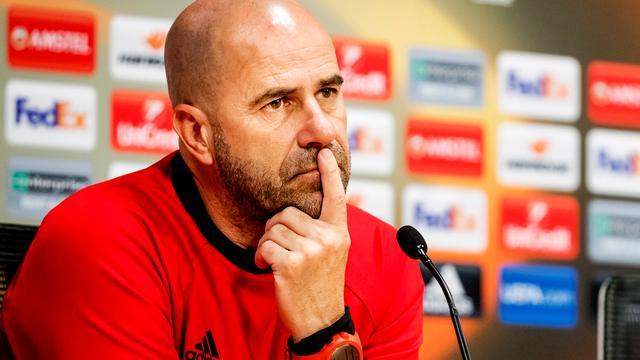 Bosz denkt dat Ajax in finale Europa League weer hoog niveau kan halen