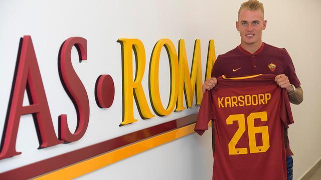 Karsdorp verruilt Feyenoord definitief voor AS Roma