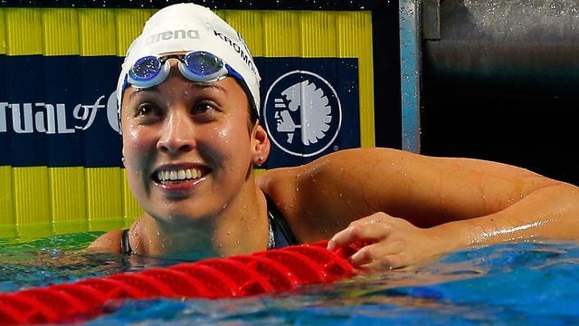 Kromowidjojo benadert Swim Cup deels als Rio
