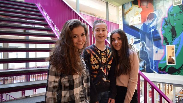 Drie leerlingen KSE naar Nationaal Jeugddebat