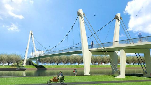 Kijk live mee met de bouw van de Dafne Schippersbrug