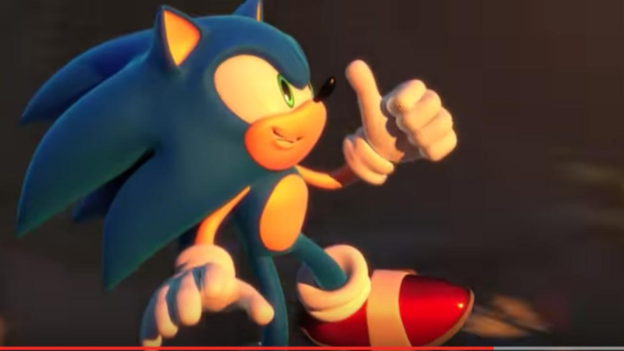Sega toont nieuwe game Project Sonic 2017