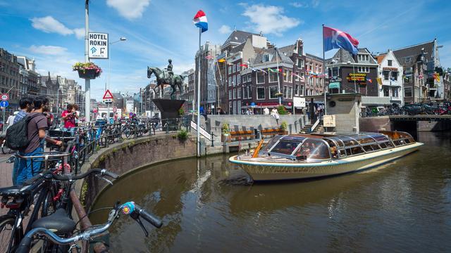 'Amsterdam zestiende beste reisbestemming ter wereld'