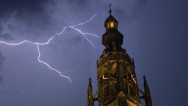 Grote Kerk vanaf december energiezuinig verlicht