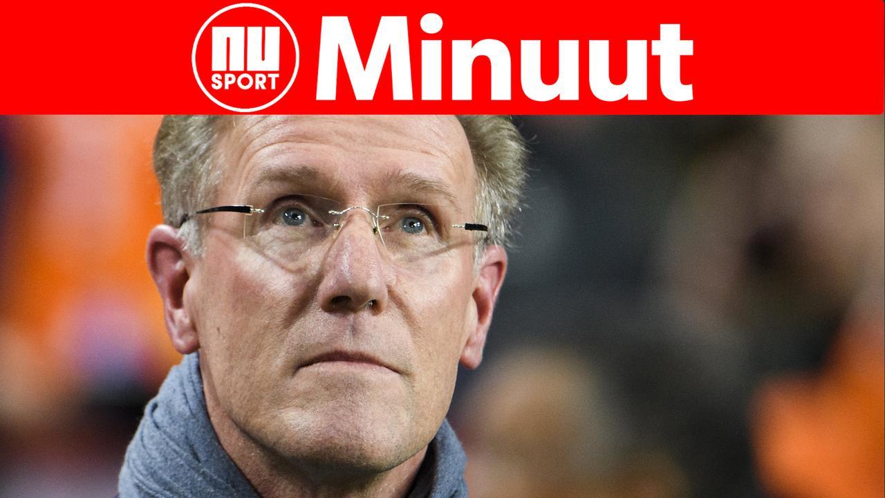 Vooruitblik: Volgende week nieuwe bondscoach en uitsluitsel over Arena