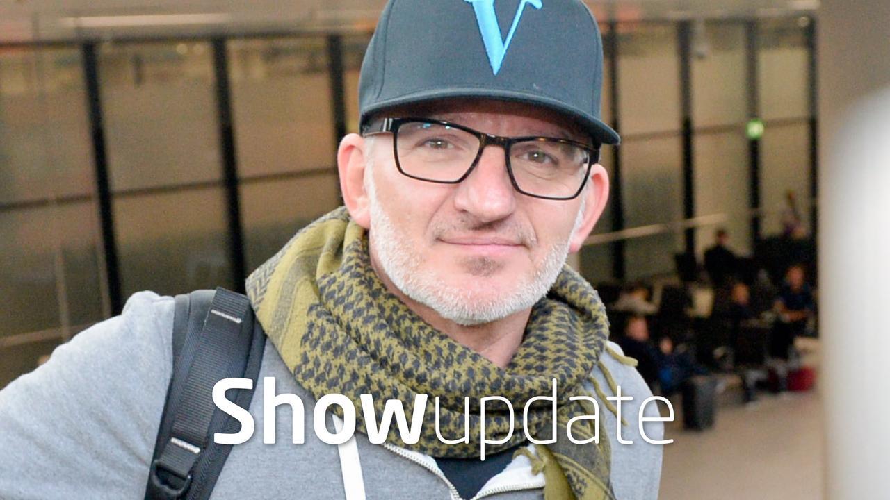 Show Update: 'Van Inkel getroffen door hartinfarct'